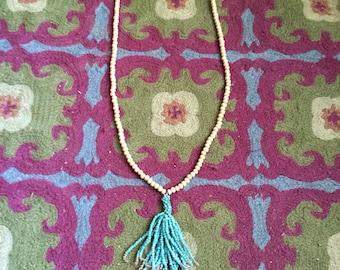 Tassle Me Necklace