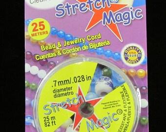 Stretch Magic .7mm 25 yard spool