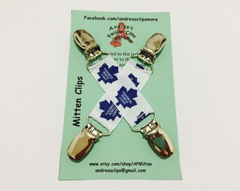 Mitten Clips Canada Batman Spiderman Maple Leafs Canadiens Blue Jays and more you choose FLAT Rate Shipping!