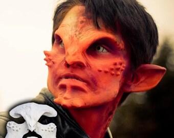 Skarll Demon Prosthetic