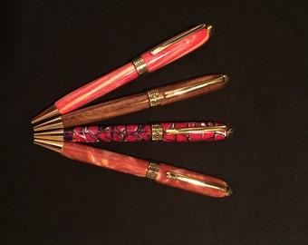 Handmade European-style Twist Pen