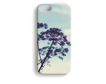 Shadow Play - phone Case Photography floral Flower Sky Summer Blue