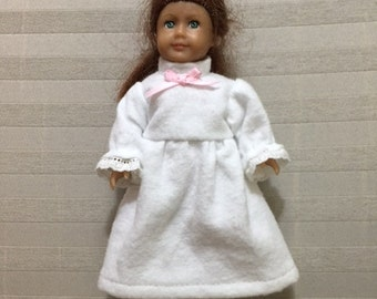 Mini American Girl Nightgown