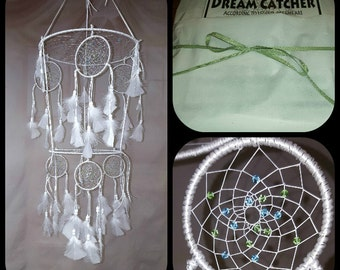 Dream Catcher Mobile , wedding mobile