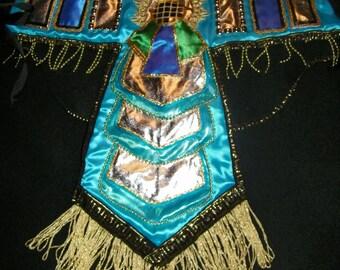 Male Aztec Belt