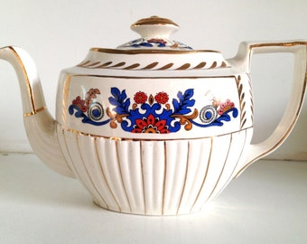 Art Deco Arthur Wood Tea Pot - England