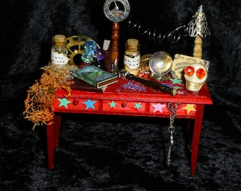 Miniature Magician's Table