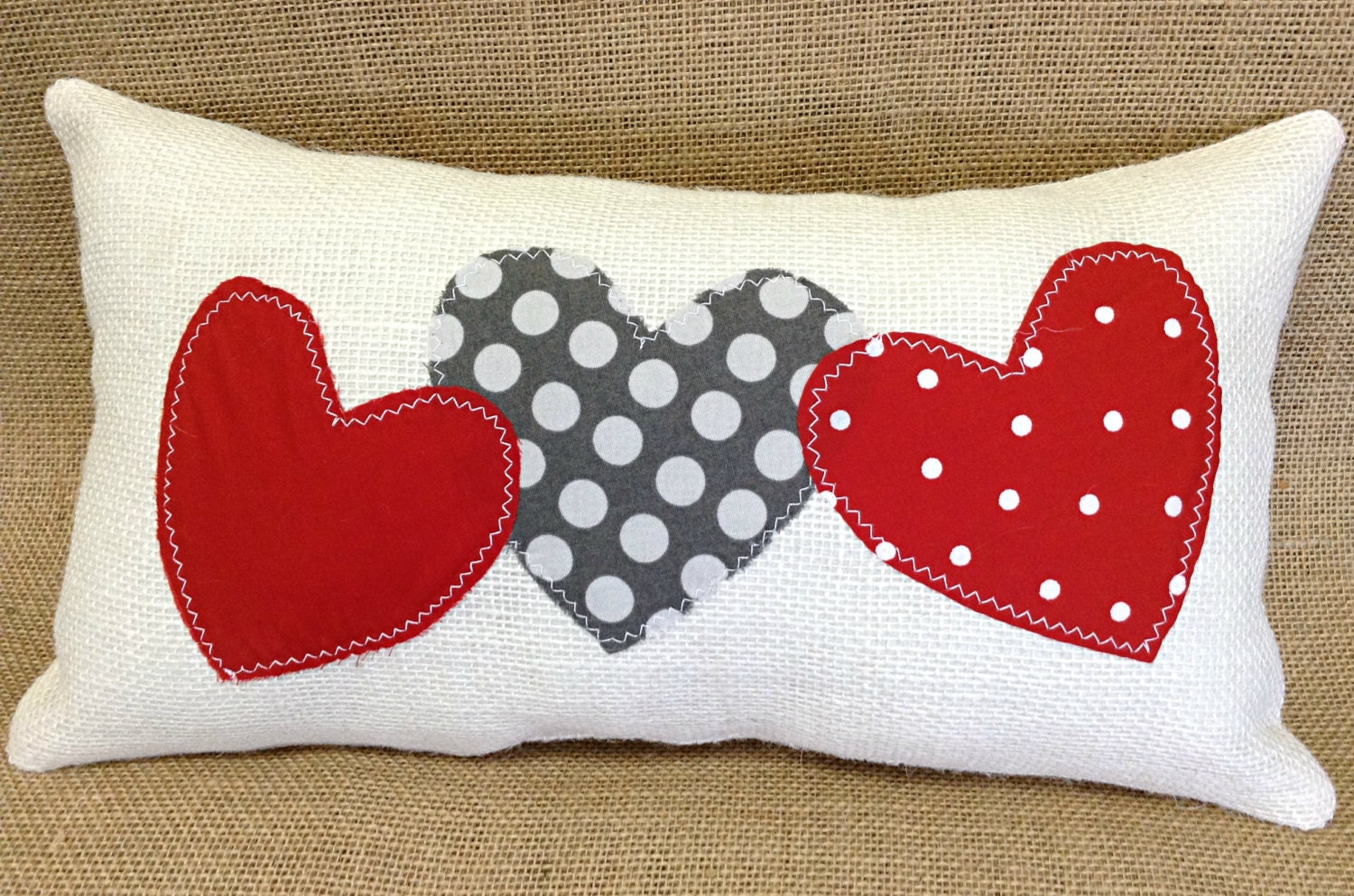 Decorative Valentine Pillows : Valentines Pillow Valentine Day Decor Valentines Day Pillow