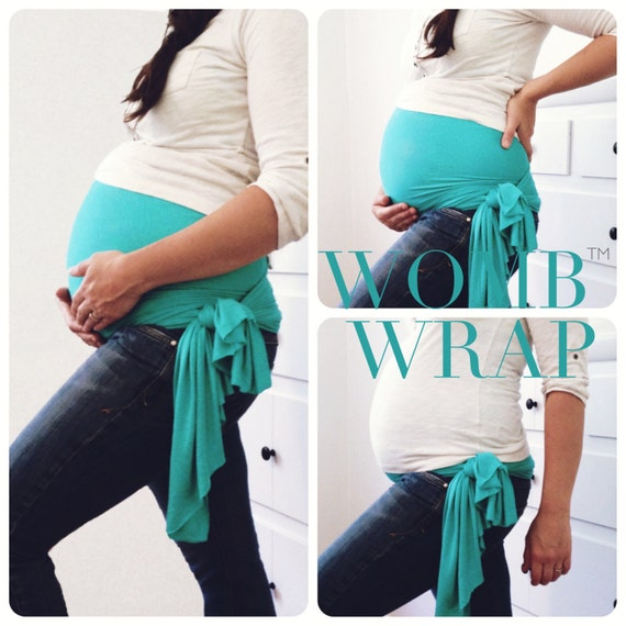 Maternity Support Belt Pregnancy Belly WOMB WRAP Binder Band