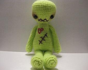 Voodoo Doll Kid