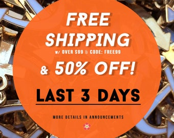 50% OFF MOVING Clearance Sale + FREE shipping*