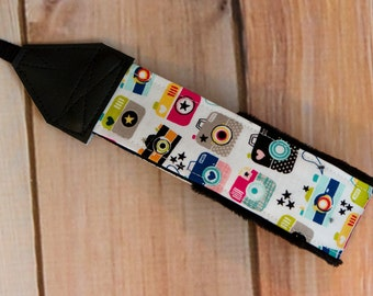 Camera Wrist Strap - DSLR Camera Strap - Photographer Birthday Gift - Padded Camera Strap - Nikon Camera Strap - Canon Strap - Snapshots