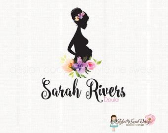 Premade Doula Logo Birth Center Logo Baby Logo Graphic Design Photography Logo Bespoke Logo Design Watermark Logo Design Photographers Logo