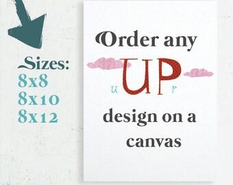 Canvas Art, Home Decor, Wall Canvas, Bedroom Decor, Gallery Wrap Canvas, 8x8 canvas, 8x10 canvas, 8x12 canvas