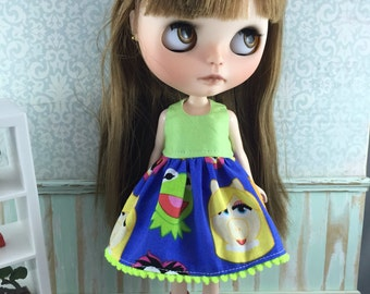 Blythe Dress - The Muppets