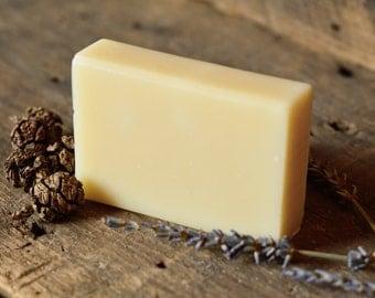 Fir Needle Lavender Soap