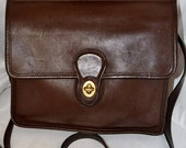 HOLD ihatemycats       Summer Fling Vintage Coach~Coach Bag~ Coach Willis  9927~ Brown  Excellent Condition Brass Hardware Fits Ipad Perfect