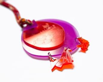 PLEXIJAP necklace
