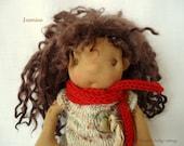 Jasmine - A Waldorf Inspired Doll - A Sweetpea Sprite