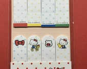 Cute Sanrio Hello Kitty Sticky Note/Memo Pad/Note Pad From Japan