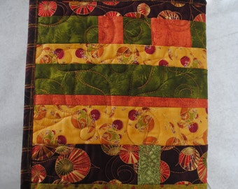 Handmade Quilted Passion Planner Cover