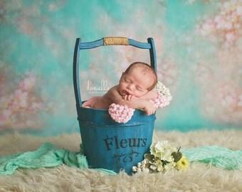 Photo Prop Blanket,Baby Blanket,Newborn Photo Prop,Newborn Blanket,Photography Prop,Basket Filler,Layering Blanket,Knit Blanket,Mini Blanket