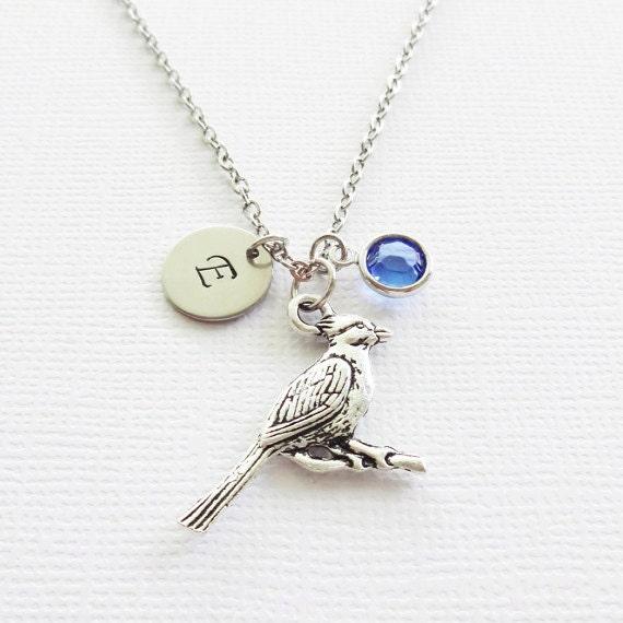 cardinal necklace bird cardinal baseball missouri animal