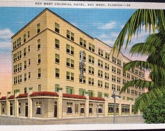 Key West Colonial Hotel Key West Florida