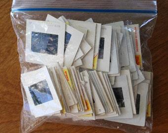 20 35mm Slides - Kodak Ektachrome Kodak Kodachrome Color Slides - Mixed Bag
