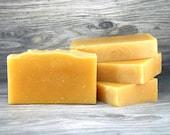 Natural Hemp Soap - Organic Hemp Oil and Hemp Milk