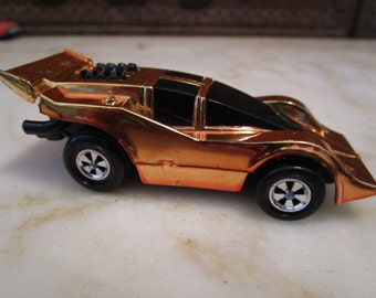 Vintage 1977', Orange Chrome, 'Speed Burners' by Meco Corp.