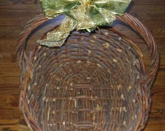 Large Twig Basket