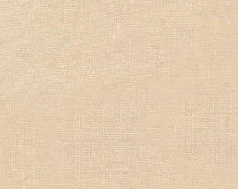 Champagne, Kona Cotton, Robert Kaufman Fabrics, 1/2 Yard