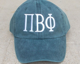 Pi Beta Phi baseball cap