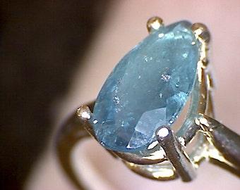 Stunning Paraiba Tourmaline Ring