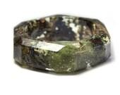 Forest Bracelet -Green Bracelet- Real Moss Bracelet- Flower Jewelry- Resin Jewelry- Flower Bangle- Flower Bracelet