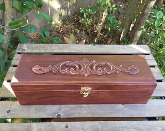 Love Letter Wine Box Wedding Wine Box Ceremony Memory Box Wedding Box House Warming Gift Wine Box Wedding Gift Time Capsule