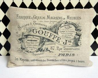 Lavender Sachet ~ French Fabrique Label