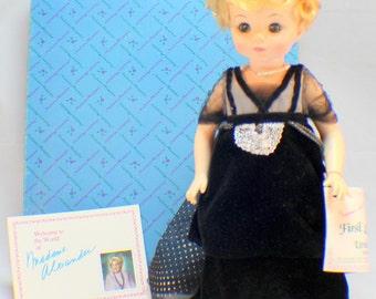 Madame Alexander Edith Wilson First Lady Series V #1430  with Original Box