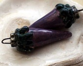 Grape Jelly Spiky Buds