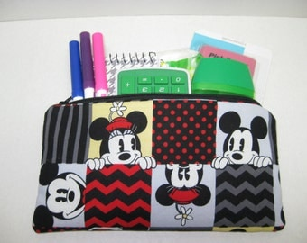 Mickey Mouse Pencil Case
