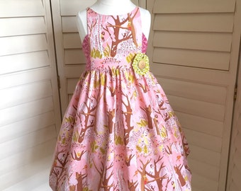Applewood Dress -- Size 8