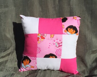 Dora the Explorer Travel Pillow
