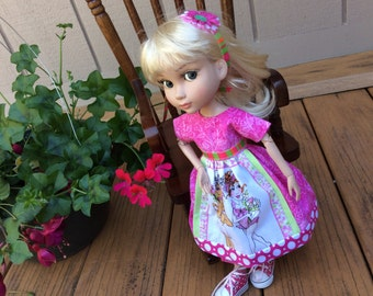 Doll clothes, Tonner, Patience, Glamour Girl, 3 PC outfit