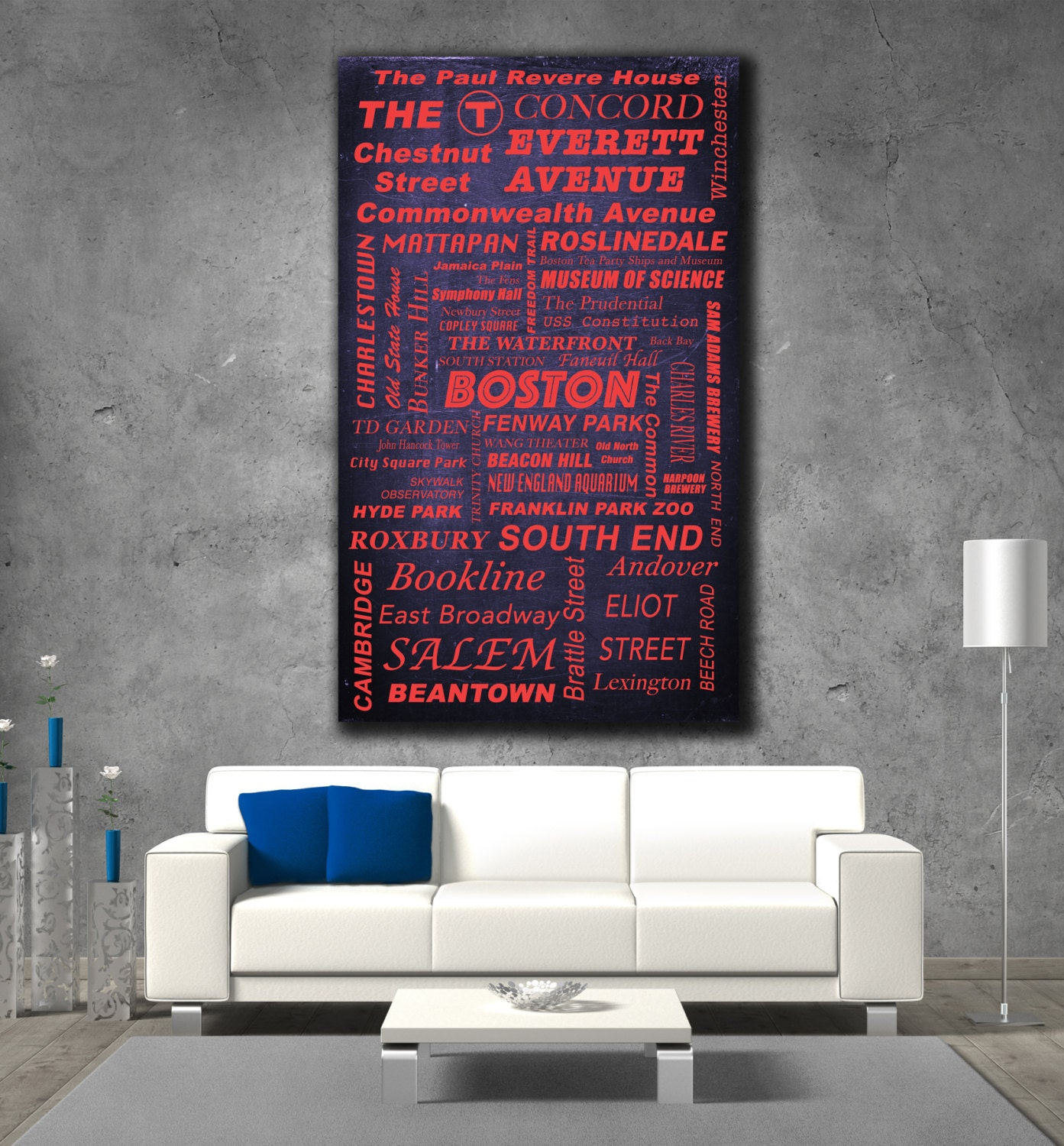 Your custom text on canvas matte and photo paper printed for 12x15 calculator