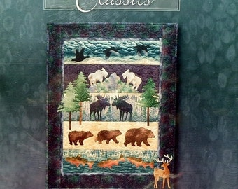 20%OFF McKenna Ryan Pine Needles MOOSE JUNCTION Quilt Quilting Quilter Pattern Template