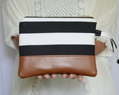 Wristlet Wallet , Clutch Purse, Bridesmaid Clutch, Zippered Pouch, Iphone Wristlet, Handbag, Gifts for Her, Bridesmaid Gift