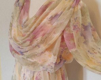 Pastel Floral Dress