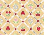 Bake Sale C3432 Yellow of Lori Holt by Bee In My Bonnet for Riley Blake/Fabric by the Yard/Fabric by The Half Yard/Fat Quarter/PRICES VARY