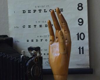 Antique Mannequin Hand
